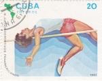 Stamps Cuba -  IX Juegos deportivos panamericanos