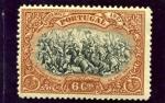 Sellos de Europa - Portugal -  Tricentenario de la Independencia. Batalla de Montijo