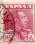Sellos de Europa - España -  4 pesetas 1925