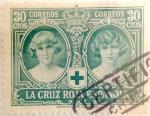 Sellos de Europa - España -  30 céntimos 1926