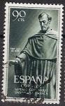 Sellos de Europa - España -  ESPAÑA SEGUNDO CENTENARIO USD Nº 1127 (0) 90C VERDE OSCURO SALAMANCA