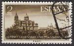 Sellos de Europa - España -  ESPAÑA SEGUNDO CENTENARIO USD Nº 1128 (0) 2P CASTAÑO SALAMANCA