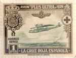 Sellos de Europa - España -  1 peseta 1926