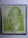 Stamps Spain -  S.M, Don Juan Carlos I - rey de España