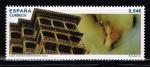 """Stamps of the world : Spain :  Edifil  4874  Museos.  """" Museo de Arte Abstracto Español. Cuenca. """""""