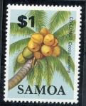 Stamps Oceania - Samoa -  varios