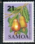 Sellos de Oceania - Samoa Occidental -  varios