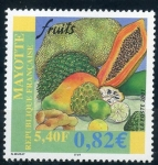 Stamps Africa - Mayotte -  varios