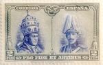 Sellos de Europa - España -  2 pesetas 1928
