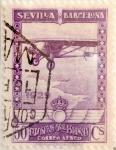 Sellos de Europa - España -  50 céntimos 1929