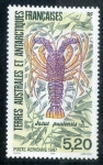 Stamps Europe - French Southern and Antarctic Lands -  varios