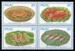 Stamps Oceania - Palau -  varios