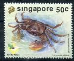Sellos de Asia - Singapur -  varios
