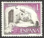 Stamps Spain -  2266 - Prisión de Cervantes, Argamasilla de Alba, Ciudad Real