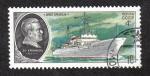 Sellos de Europa - Rusia -  Soviet Scientific Research Ships.