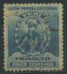 Stamps Peru -  S147 - Francisco Pizarro