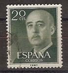 Sellos de Europa - España -  ESPAÑA SEGUNDO CENTENARIO USD Nº 1145  (0) 20C VDE BRONCE