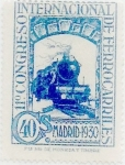 Stamps Spain -  40 céntimos 1930