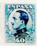 Sellos de Europa - España -  40 céntimos 1930