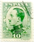 Stamps Spain -  10 céntimos 1930