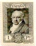 Sellos de Europa - España -  1 peseta