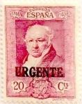 Sellos de Europa - España -  20 céntimos 1930