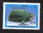 Stamps Honduras -  Upaep