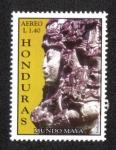 Stamps Honduras -  Mundo Maya