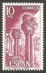 Sellos de Europa - España -  2299 - Capiteles del Monaterios de San Juan de la Peña