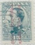 Sellos de Europa - España -  15 céntimos 1931