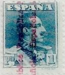 Sellos de Europa - España -  1 peseta 1931
