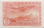Stamps : Europe : Spain :  25 céntimos 1931