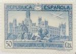 Sellos de Europa - España -  50 céntimos 1931