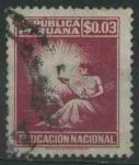 Sellos de America - Perú -  SRA35 - Educacion Nacional