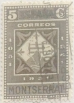 Stamps Spain -  5 céntimos 1931