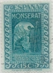 Stamps Spain -  15 céntimos 1931