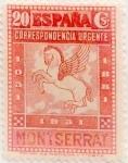 Sellos de Europa - España -  20 céntimos 1931