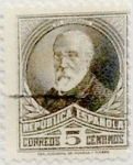 Stamps Spain -  5 céntimos 1932