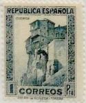 Sellos de Europa - España -  1 peseta 1932
