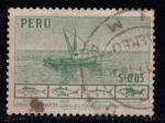 Sellos del Mundo : America : Perú : Barco de pesca