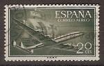 Sellos de Europa - España -  ESPAÑA SEGUNDO CENTENARIO USD Nº 1169 (0) 20C VERDE BRONCE