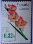Stamps Spain -  Ed: 4463 - Gladiolo