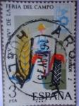 Stamps Spain -  Ed: 2263 - XXV Aniversario de la Feria del Campo.