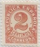 Sellos de Europa - España -  2 céntimos 1933