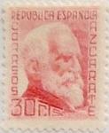Sellos de Europa - España -  30 céntimos 1934
