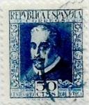 Sellos de Europa - España -  50 céntimos 1935