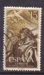 Sellos de Europa - España -  XX aniv. alzamiento nacional