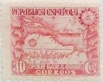 Sellos de Europa - España -  30 céntimos 1935