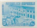 Sellos de Europa - España -  2 pesetas 1936