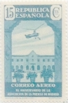 Stamps Spain -  15 céntimos 1936